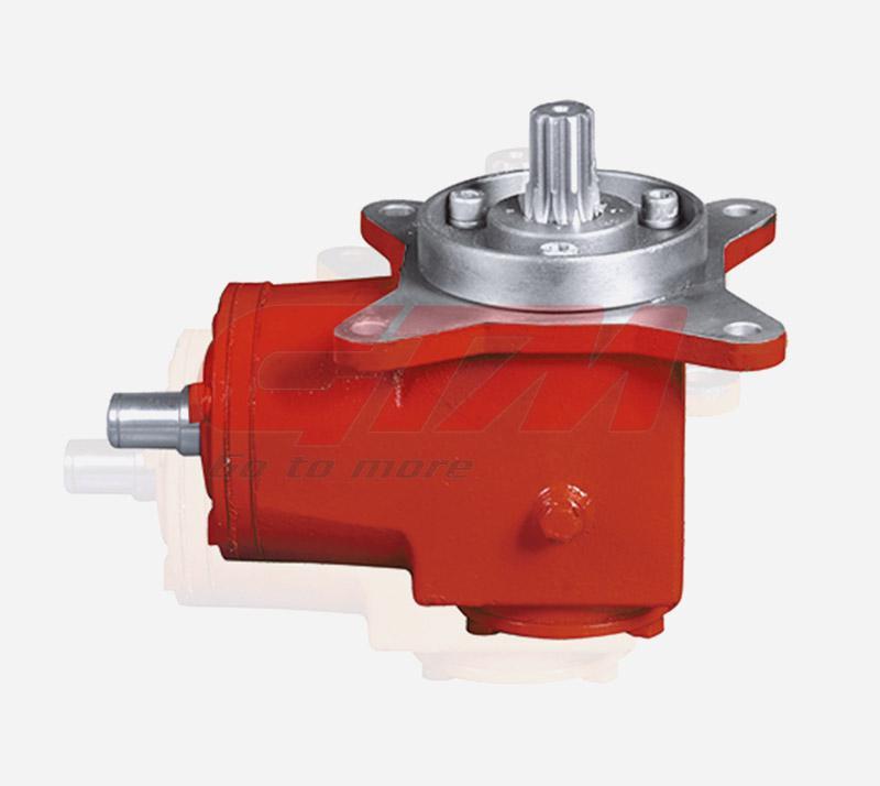 15HP 1300 rpm农用收割机齿轮箱