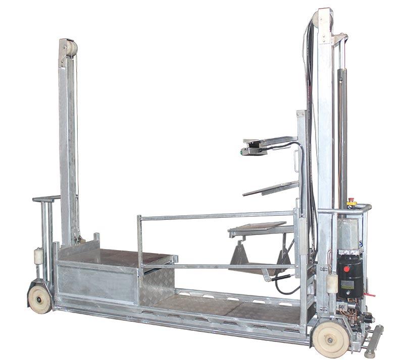 电动采菇车