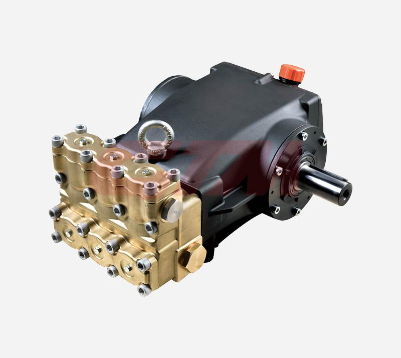 GTM系列  轴套 / 皮带盘联接 45KW 电机