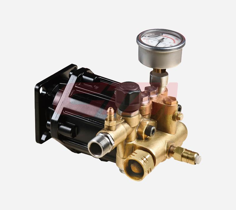 A/C 型 斜盘轴向式 汽油机 / 电机直联