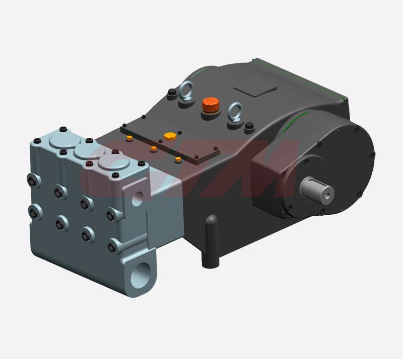高压泵GK系列
