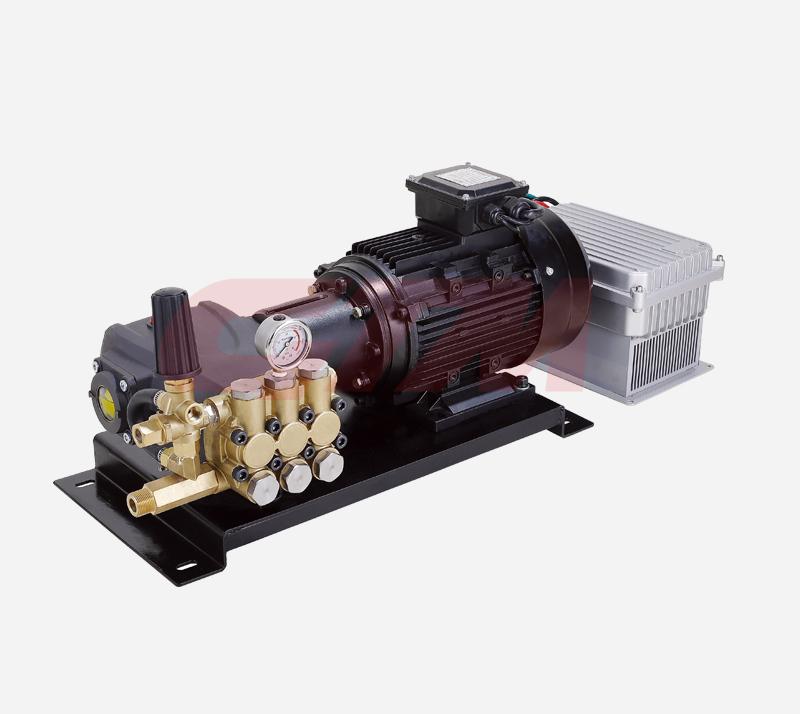 直流电驱式高压清洗机